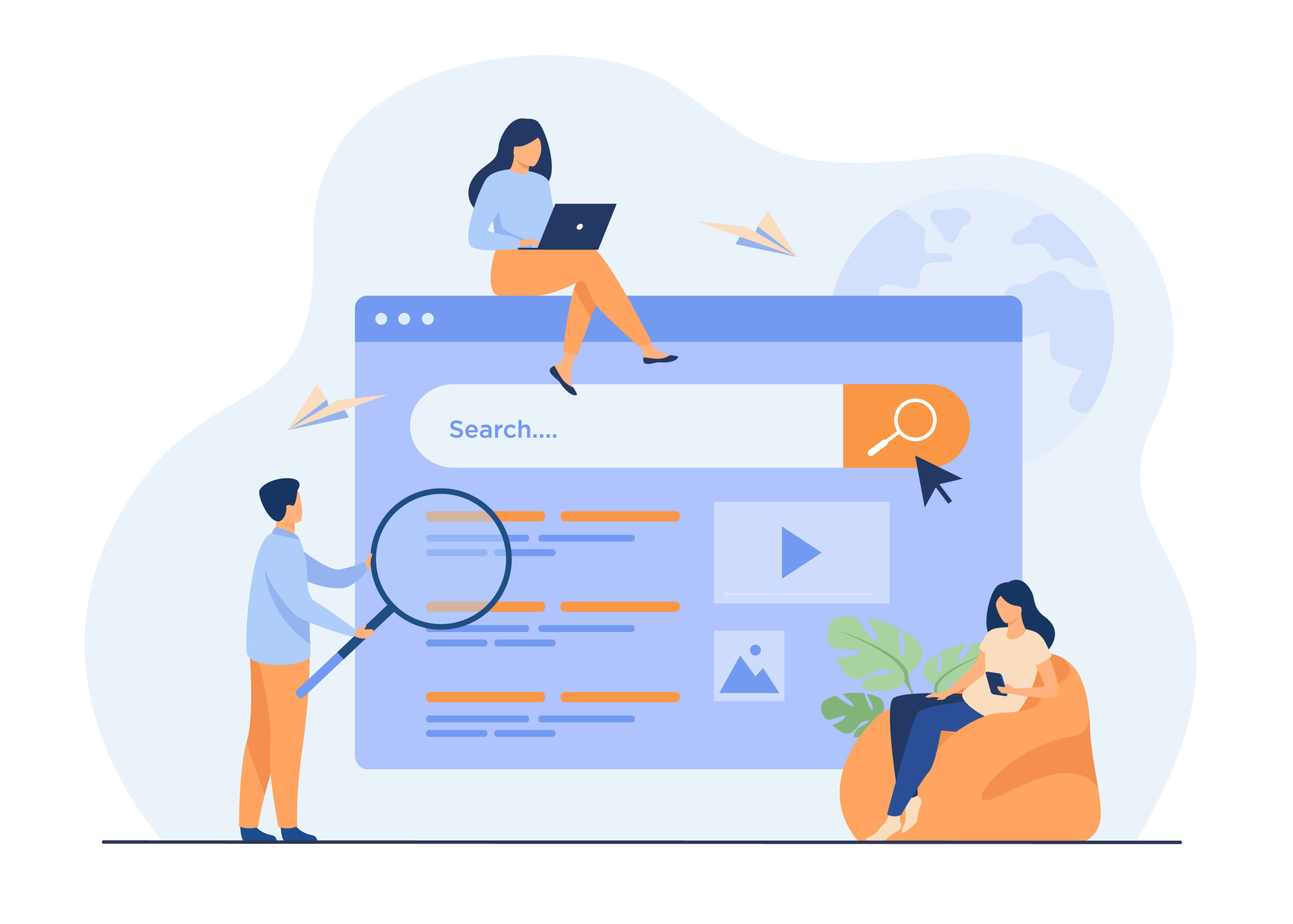 Index Custom Short Links On Google Search